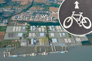 Funding secured for Able Marine Energy Park infrastructure and South Bank cycle route