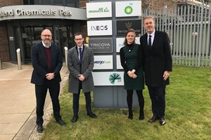 CATCH launch new Industrial Decarbonisation Network